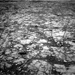 Nasa's Mars rover Curiosity acquired this image using its Left Navigation Camera on Sol 1417, at drive 1134, site number 56
