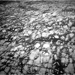 Nasa's Mars rover Curiosity acquired this image using its Left Navigation Camera on Sol 1417, at drive 1158, site number 56