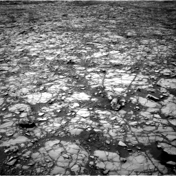 Nasa's Mars rover Curiosity acquired this image using its Right Navigation Camera on Sol 1417, at drive 1134, site number 56