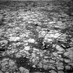 Nasa's Mars rover Curiosity acquired this image using its Right Navigation Camera on Sol 1417, at drive 1140, site number 56