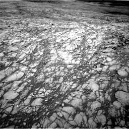 Nasa's Mars rover Curiosity acquired this image using its Right Navigation Camera on Sol 1417, at drive 1182, site number 56