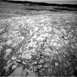 Nasa's Mars rover Curiosity acquired this image using its Right Navigation Camera on Sol 1417, at drive 1200, site number 56