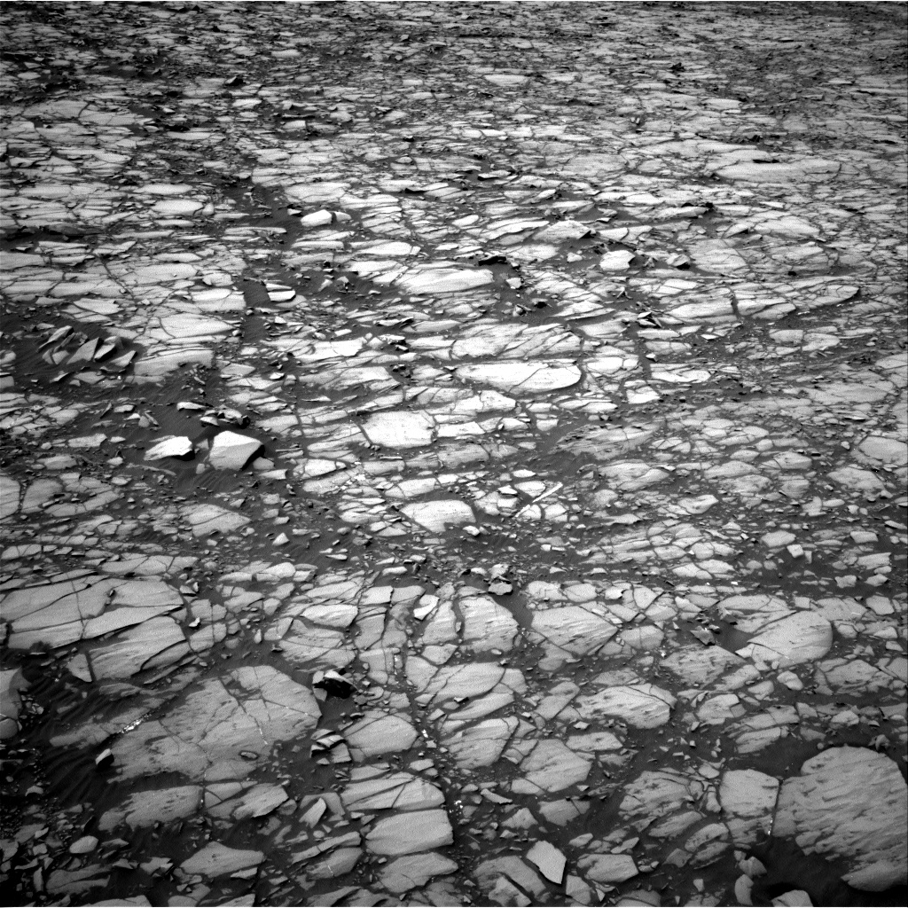 Nasa's Mars rover Curiosity acquired this image using its Right Navigation Camera on Sol 1417, at drive 1206, site number 56