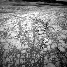 Nasa's Mars rover Curiosity acquired this image using its Right Navigation Camera on Sol 1417, at drive 1224, site number 56