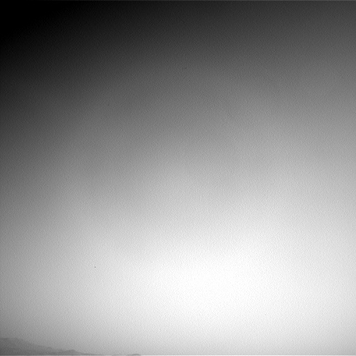 Nasa's Mars rover Curiosity acquired this image using its Left Navigation Camera on Sol 1422, at drive 1236, site number 56