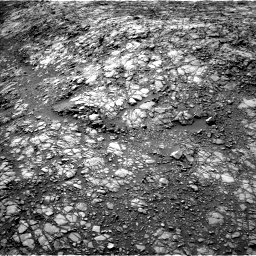 Nasa's Mars rover Curiosity acquired this image using its Left Navigation Camera on Sol 1427, at drive 1308, site number 56