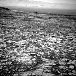 Nasa's Mars rover Curiosity acquired this image using its Right Navigation Camera on Sol 1427, at drive 1242, site number 56