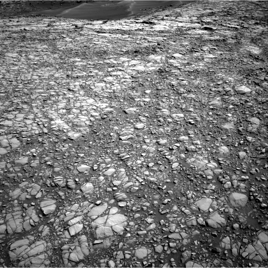 Nasa's Mars rover Curiosity acquired this image using its Right Navigation Camera on Sol 1427, at drive 1290, site number 56