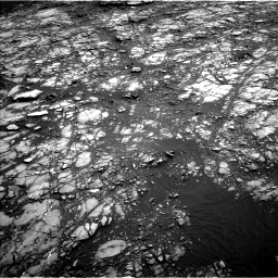 Nasa's Mars rover Curiosity acquired this image using its Left Navigation Camera on Sol 1428, at drive 1428, site number 56