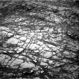 Nasa's Mars rover Curiosity acquired this image using its Right Navigation Camera on Sol 1428, at drive 1350, site number 56