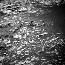 Nasa's Mars rover Curiosity acquired this image using its Right Navigation Camera on Sol 1428, at drive 1380, site number 56