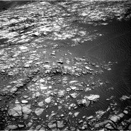 Nasa's Mars rover Curiosity acquired this image using its Right Navigation Camera on Sol 1428, at drive 1386, site number 56