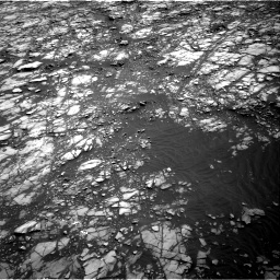 Nasa's Mars rover Curiosity acquired this image using its Right Navigation Camera on Sol 1428, at drive 1422, site number 56
