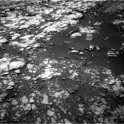 Nasa's Mars rover Curiosity acquired this image using its Right Navigation Camera on Sol 1428, at drive 1524, site number 56