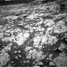 Nasa's Mars rover Curiosity acquired this image using its Right Navigation Camera on Sol 1428, at drive 1566, site number 56