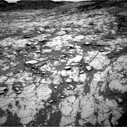 Nasa's Mars rover Curiosity acquired this image using its Right Navigation Camera on Sol 1428, at drive 1572, site number 56