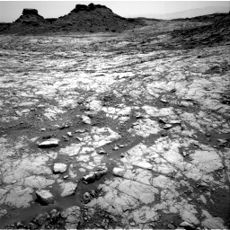 Nasa's Mars rover Curiosity acquired this image using its Right Navigation Camera on Sol 1428, at drive 1590, site number 56