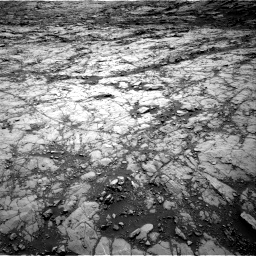 Nasa's Mars rover Curiosity acquired this image using its Right Navigation Camera on Sol 1428, at drive 1608, site number 56