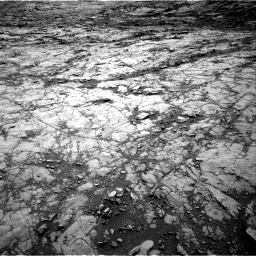 Nasa's Mars rover Curiosity acquired this image using its Right Navigation Camera on Sol 1428, at drive 1614, site number 56