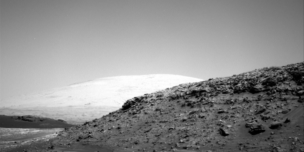 Nasa's Mars rover Curiosity acquired this image using its Right Navigation Camera on Sol 1428, at drive 1632, site number 56