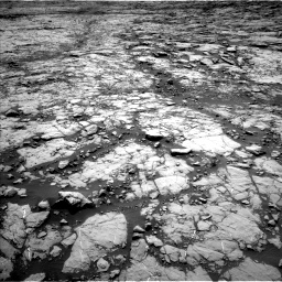 Nasa's Mars rover Curiosity acquired this image using its Left Navigation Camera on Sol 1431, at drive 1782, site number 56