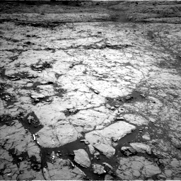 Nasa's Mars rover Curiosity acquired this image using its Left Navigation Camera on Sol 1431, at drive 1854, site number 56