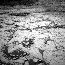 Nasa's Mars rover Curiosity acquired this image using its Left Navigation Camera on Sol 1431, at drive 1872, site number 56