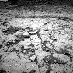 Nasa's Mars rover Curiosity acquired this image using its Left Navigation Camera on Sol 1431, at drive 1914, site number 56