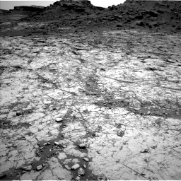 Nasa's Mars rover Curiosity acquired this image using its Left Navigation Camera on Sol 1431, at drive 1956, site number 56