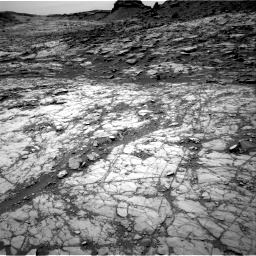 Nasa's Mars rover Curiosity acquired this image using its Right Navigation Camera on Sol 1431, at drive 1632, site number 56