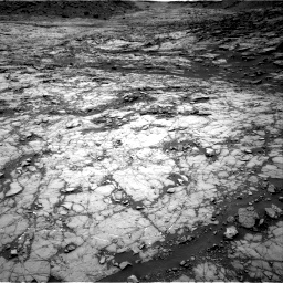 Nasa's Mars rover Curiosity acquired this image using its Right Navigation Camera on Sol 1431, at drive 1644, site number 56