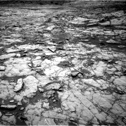 Nasa's Mars rover Curiosity acquired this image using its Right Navigation Camera on Sol 1431, at drive 1686, site number 56