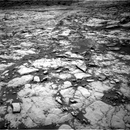 Nasa's Mars rover Curiosity acquired this image using its Right Navigation Camera on Sol 1431, at drive 1698, site number 56