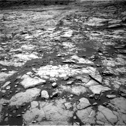 Nasa's Mars rover Curiosity acquired this image using its Right Navigation Camera on Sol 1431, at drive 1704, site number 56