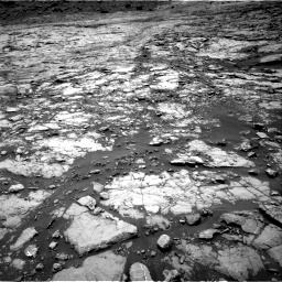 Nasa's Mars rover Curiosity acquired this image using its Right Navigation Camera on Sol 1431, at drive 1710, site number 56