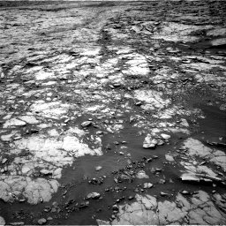 Nasa's Mars rover Curiosity acquired this image using its Right Navigation Camera on Sol 1431, at drive 1722, site number 56