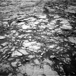 Nasa's Mars rover Curiosity acquired this image using its Right Navigation Camera on Sol 1431, at drive 1734, site number 56
