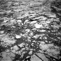 Nasa's Mars rover Curiosity acquired this image using its Right Navigation Camera on Sol 1431, at drive 1752, site number 56