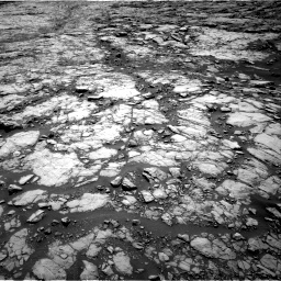 Nasa's Mars rover Curiosity acquired this image using its Right Navigation Camera on Sol 1431, at drive 1770, site number 56