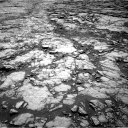 Nasa's Mars rover Curiosity acquired this image using its Right Navigation Camera on Sol 1431, at drive 1776, site number 56