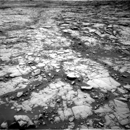 Nasa's Mars rover Curiosity acquired this image using its Right Navigation Camera on Sol 1431, at drive 1788, site number 56