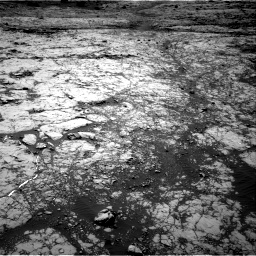 Nasa's Mars rover Curiosity acquired this image using its Right Navigation Camera on Sol 1431, at drive 1842, site number 56