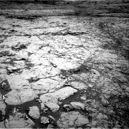 Nasa's Mars rover Curiosity acquired this image using its Right Navigation Camera on Sol 1431, at drive 1854, site number 56