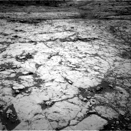 Nasa's Mars rover Curiosity acquired this image using its Right Navigation Camera on Sol 1431, at drive 1860, site number 56