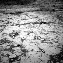 Nasa's Mars rover Curiosity acquired this image using its Right Navigation Camera on Sol 1431, at drive 1866, site number 56