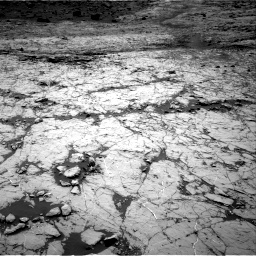 Nasa's Mars rover Curiosity acquired this image using its Right Navigation Camera on Sol 1431, at drive 1872, site number 56