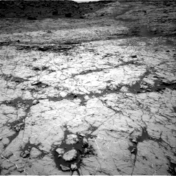 Nasa's Mars rover Curiosity acquired this image using its Right Navigation Camera on Sol 1431, at drive 1878, site number 56