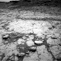 Nasa's Mars rover Curiosity acquired this image using its Right Navigation Camera on Sol 1431, at drive 1926, site number 56