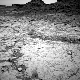 Nasa's Mars rover Curiosity acquired this image using its Right Navigation Camera on Sol 1431, at drive 1944, site number 56