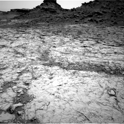 Nasa's Mars rover Curiosity acquired this image using its Right Navigation Camera on Sol 1431, at drive 1950, site number 56